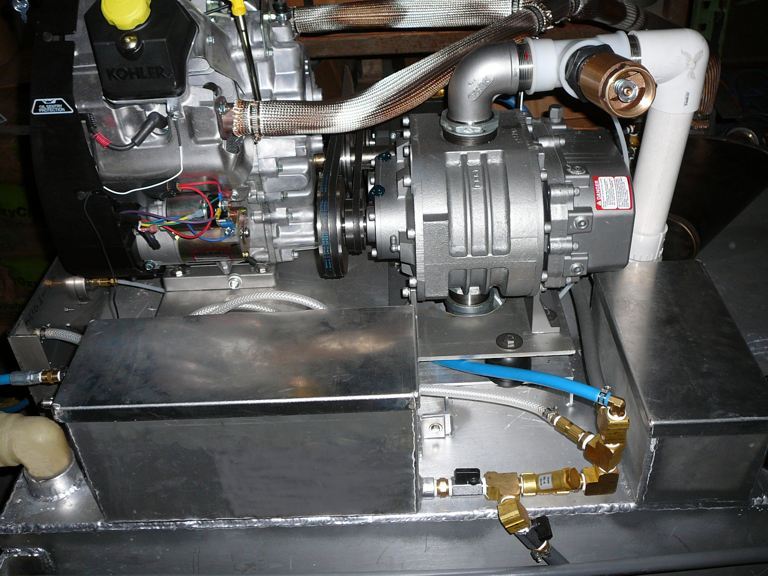 Dc534 Truckmount 32 5hp 4mr Hx Dynachem Dc534 Truckmount